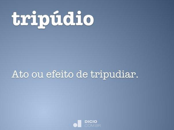 tripúdio
