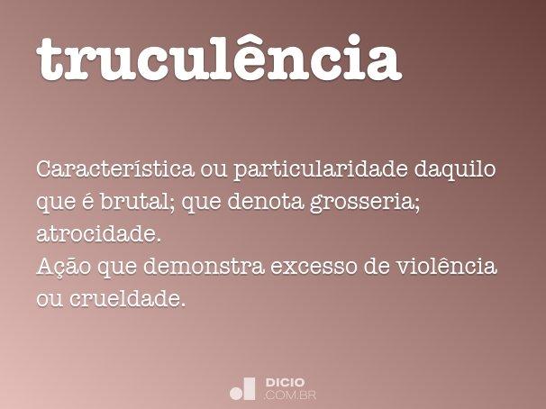 trucul�ncia