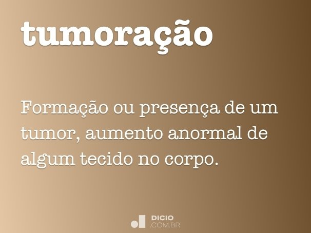 tumora��o