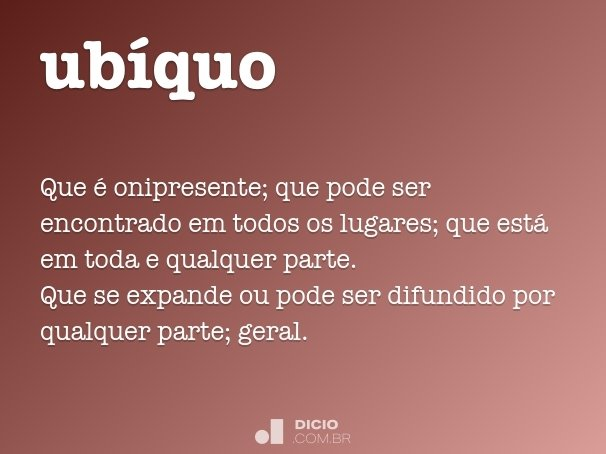 ub�quo