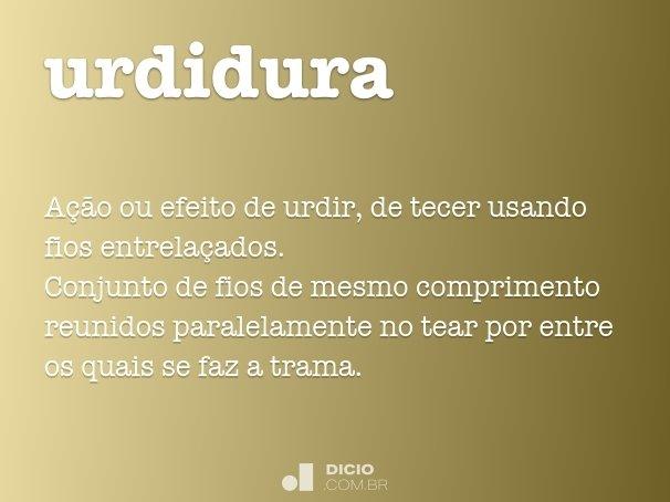 urdidura