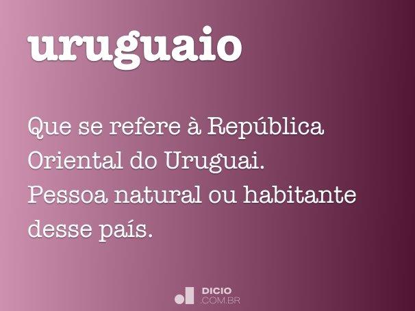 uruguaio