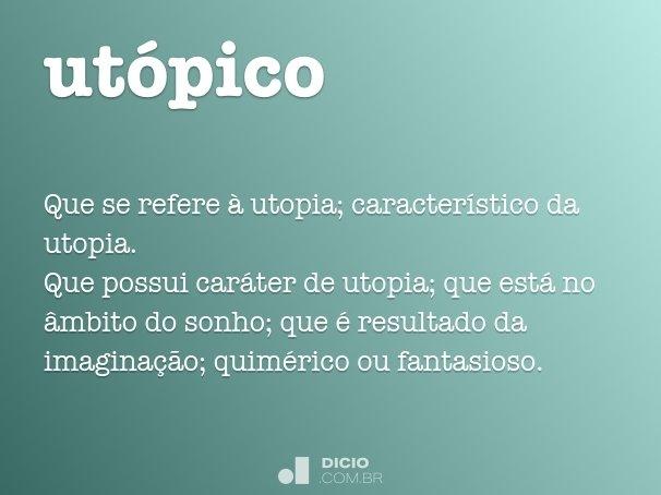 utópico
