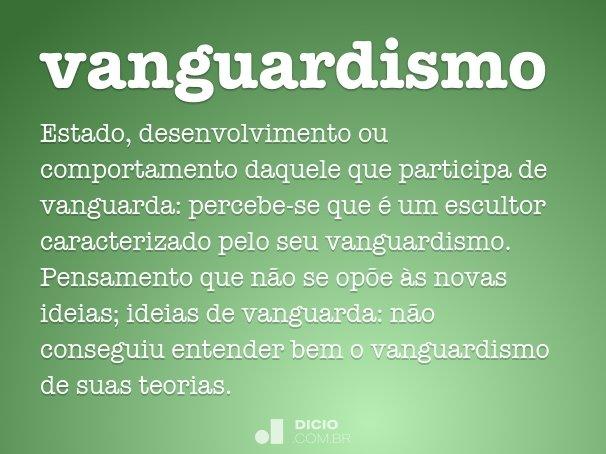 vanguardismo