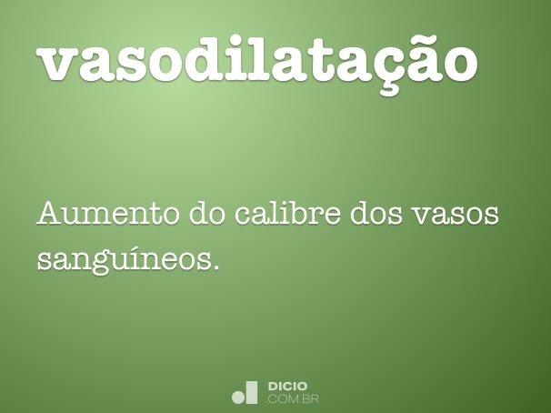 vasodilata��o