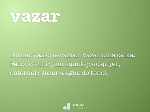 vazar
