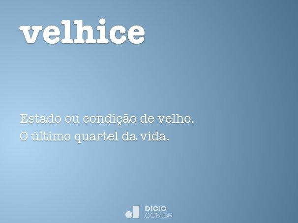velhice