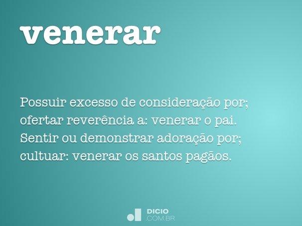 venerar