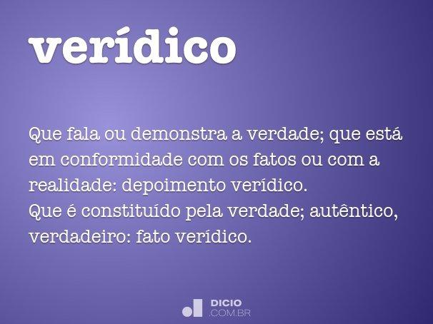 ver�dico