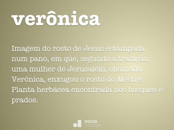 verônica