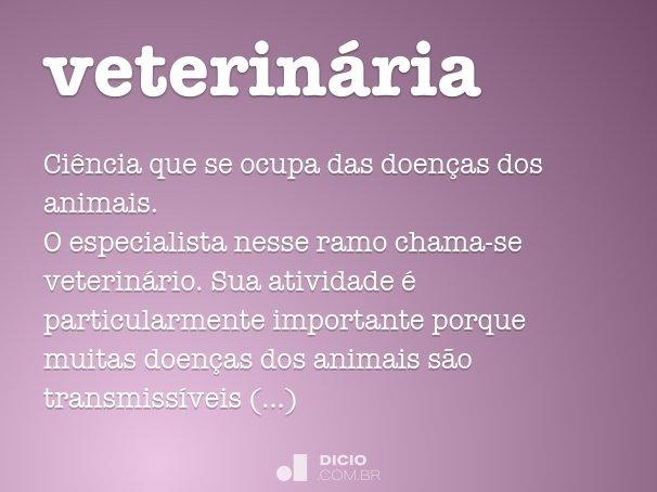 veterin�ria