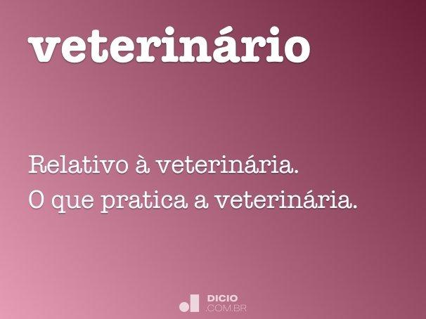veterin�rio