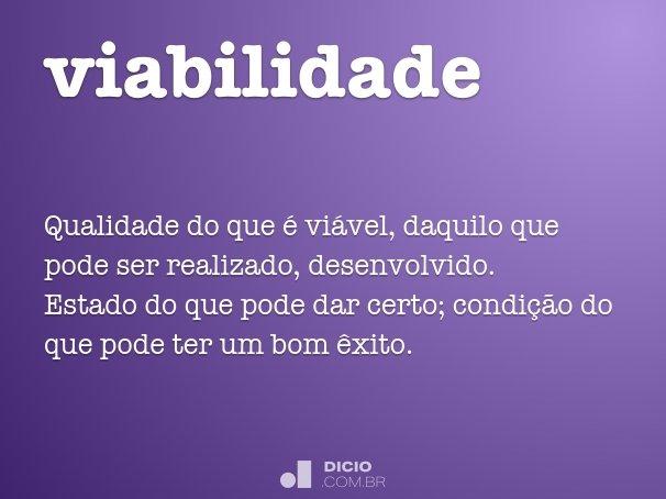 viabilidade