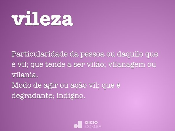 vileza