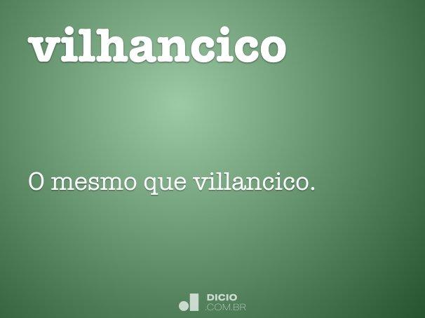 vilhancico