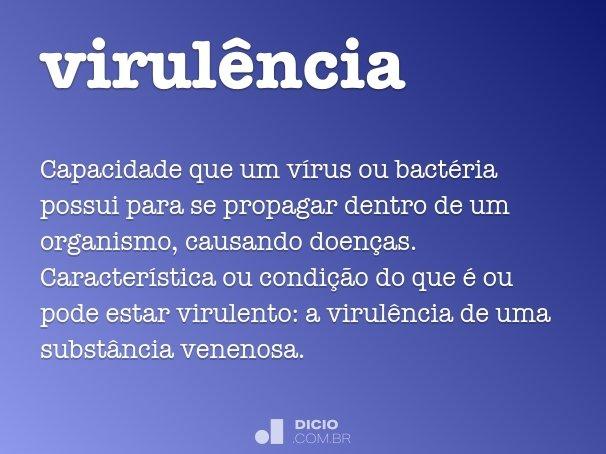 virulência