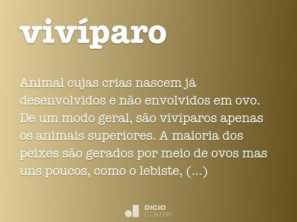 viv�paro