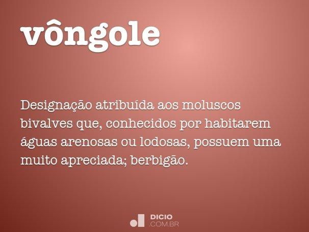 vôngole