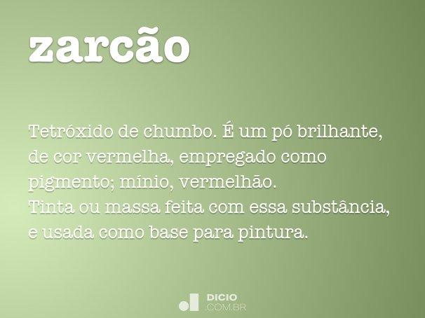 zarc�o