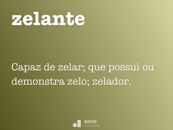 zelante
